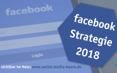 Facebook-Strategie für 2019: Was funktioniert jetzt noch?